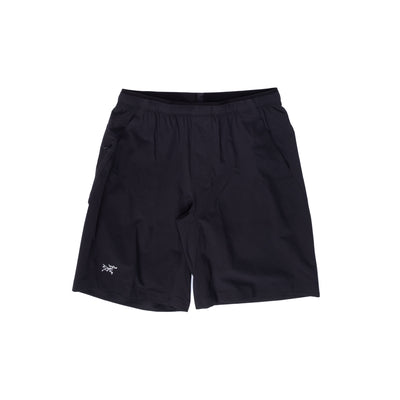 Arcteryx Aptin Short - Black - Front - Off The Hook Montreal #color_black
