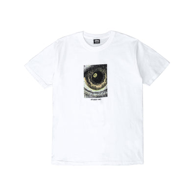 1904647 Acid Eye Tee - front - white - available at off the hook montreal #color_white