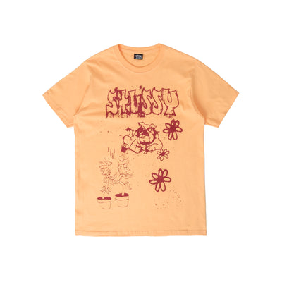 1904648 Bad Dream Tee - front - available at off the hook montreal #color_peach