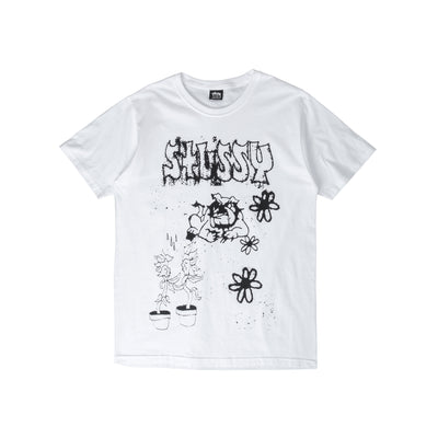 1904648 Bad Dream Tee - front - available at off the hook montreal #color_white