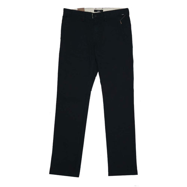 Authentic Chino Stretch Black