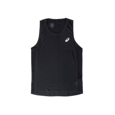 2011B866 Silver Singlet - front - available at off the hook montreal #color_black