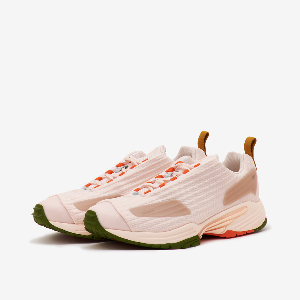 Chaussures Hypebae Dmx Thrill Rose / Vert disponible à off the hook montreal
