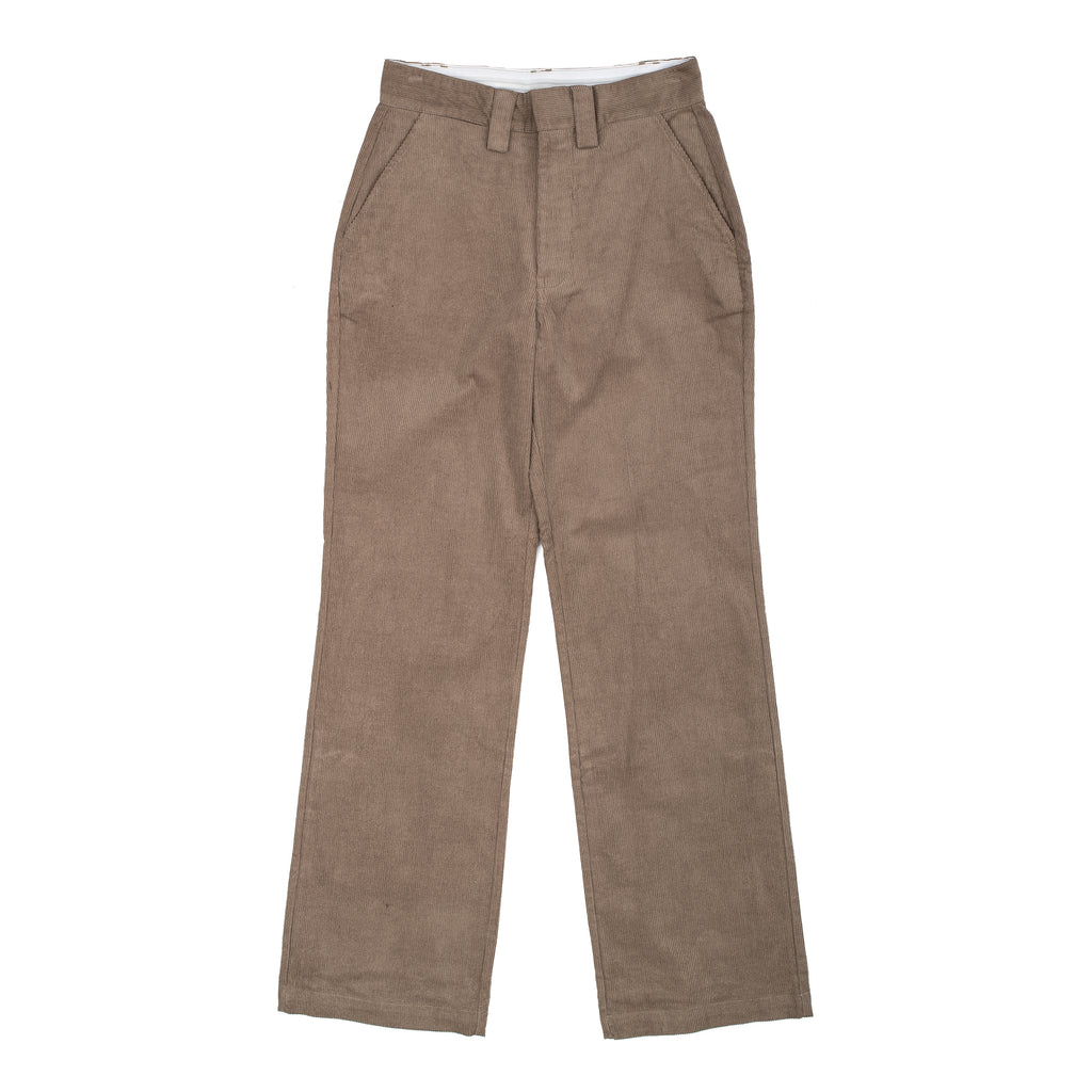 stussy womens pants corduroy brown taupe oth off the hook