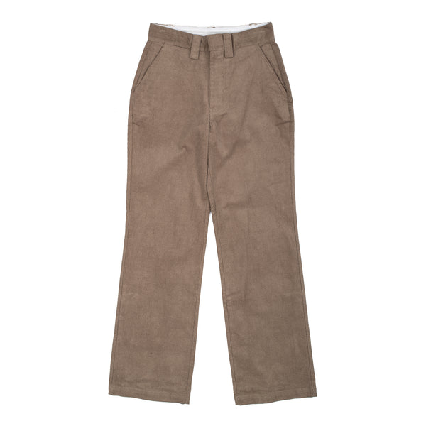 Corduroy Wide Pant Taupe W