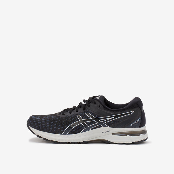 Asics GT-2000 8 Knit - Black / Black - Side - Off The Hook Montreal