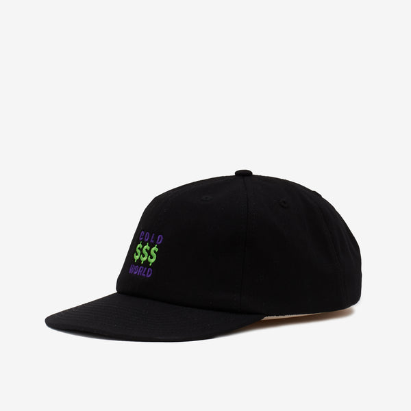 Cash Out Hat Black available at off the hook montreal
