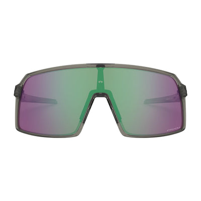 Oakley 0OO9406.1037 Sutro - Grey Ink - Prizm Road Jade Lens Sunglasses - front - available at off the hook montreal