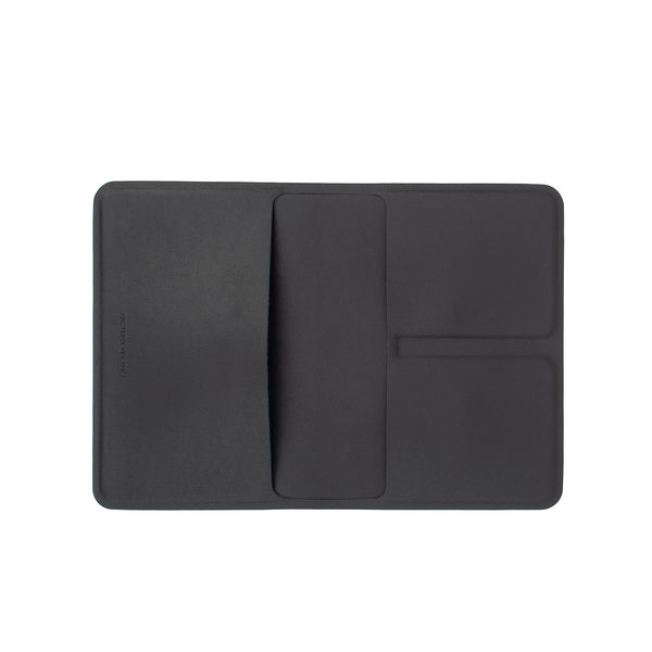Basing Passport Wallet Black
