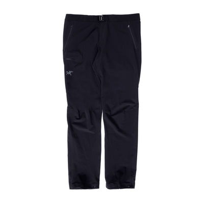 26445 Gamma Lightweight Pant - men's - front - available at off the hook montreal #color_black