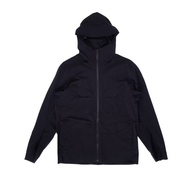 Arcteryx Spere LT Hoody - Black - Front - Off The Hook Montreal #color_black