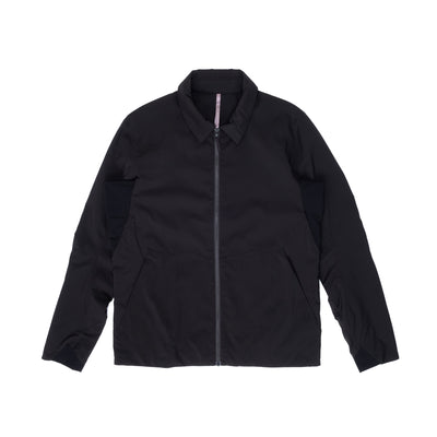 Arcteryx Quoin IS Jacket- Black - Front - Off The Hook Montreal