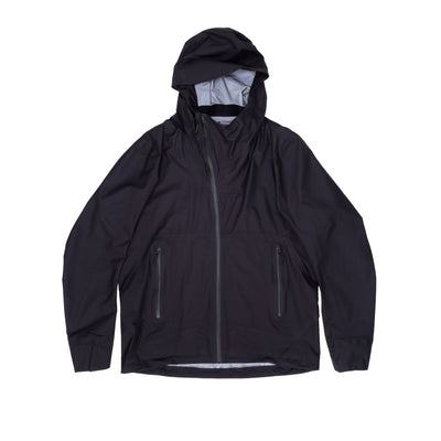 Arcteryx Deploy LT Jacket - Black - Front - Off The Hook Montreal