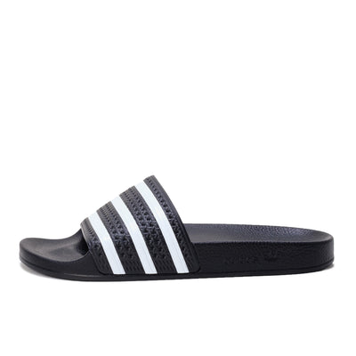 Adidas Adilette - Black - Side - Off The Hook Montreal
