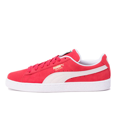 Puma Suede Classic - Red / White - Side - Off The Hook Montreal