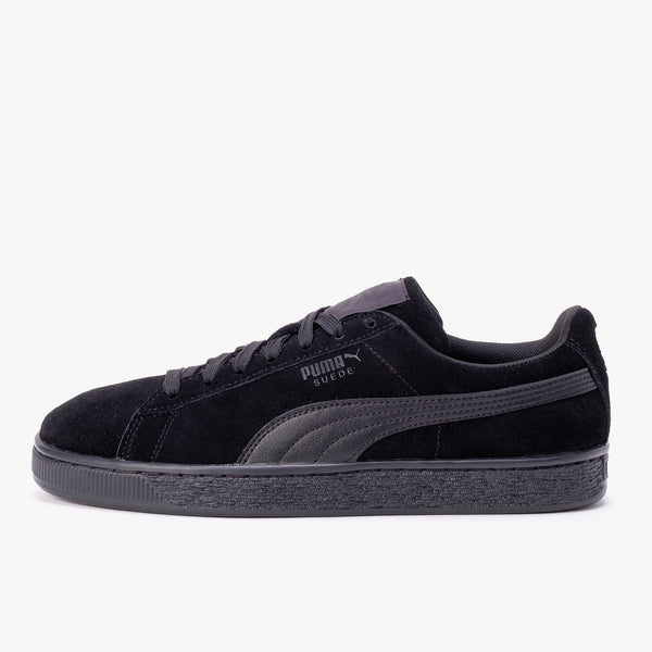 Puma 35632801 Suede Classic Black - side - available at off the hook montreal