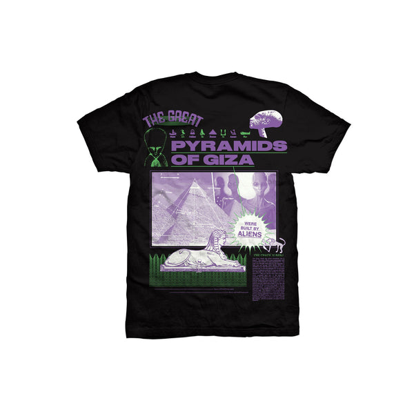 Truth Tee (Glow In The Dark) available at off the hook montreal