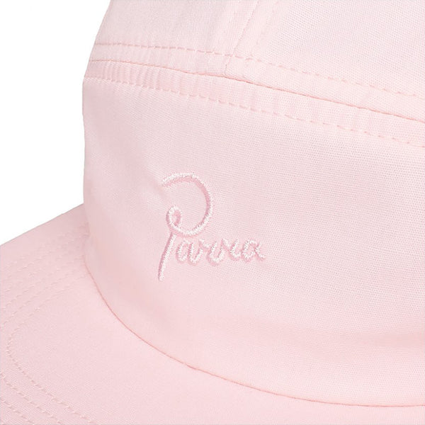 By Parra Signature 5 Panel Hat - Pink - Details - Off The Hook Montreal