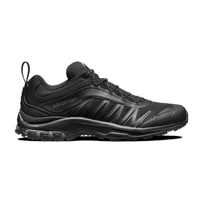 Salomon XA-Pro Fusion - Black / Magnet - Side - Off The Hook Montreal