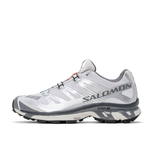 Salomon XT-4 ADV - Silver Metal  / Lunar Rock / Black - Side - Off The Hook Montreal