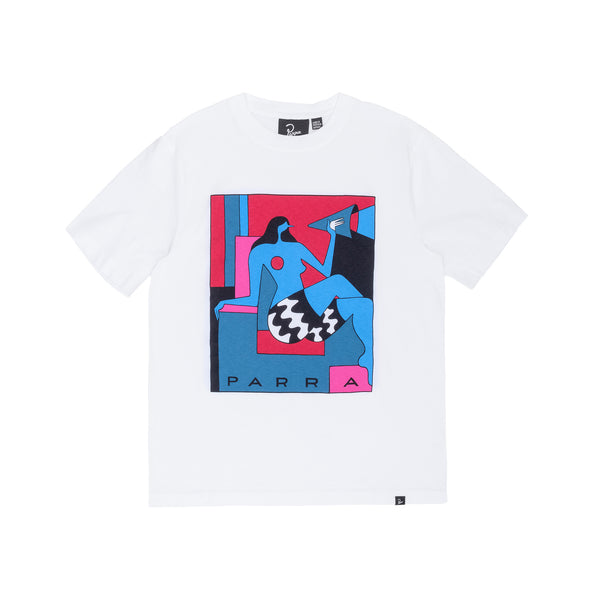 By Parra Too Loud T-Shirt - Front - Off The Hook Montreal