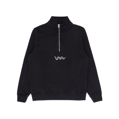 By Parra Sneaked Zip Sweatshirt - Front - Off The Hook Montreal