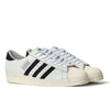 Adidas Superstar 80s - White / Black - 45deg - Off The Hook Montreal