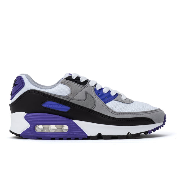 Nike Air Max 90 White / Grey / Grape W