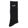 These mid-calf athletic socks are adorned with N/A's logo. Their mesh knitting increases breathability, while the terry knit bottom adds extra comfort.  Product code 5515005 off the hook oth streetwear boutique canada montreal black