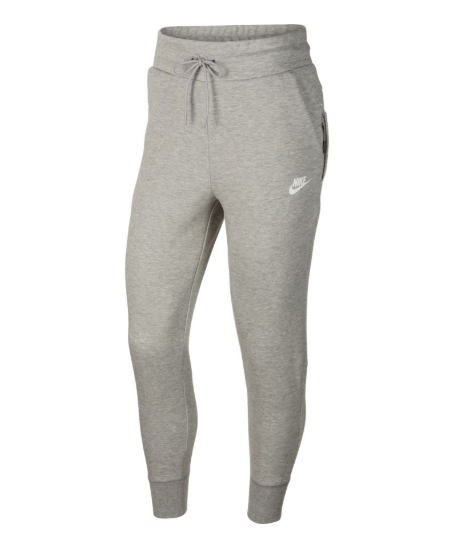 Nike Sportswear Tech Fleece Pants Heather Grey/White