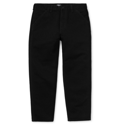 Carhartt WIP Penrod Pant Black is now available at off the hook montreal