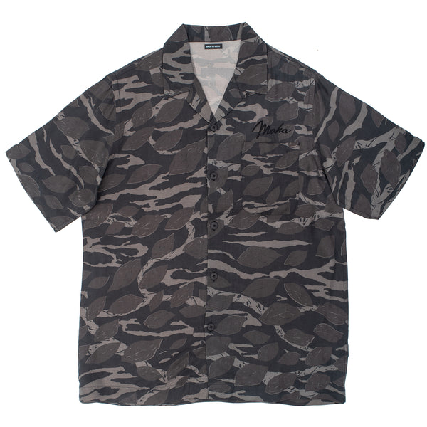 Camo S/S Shirt Night