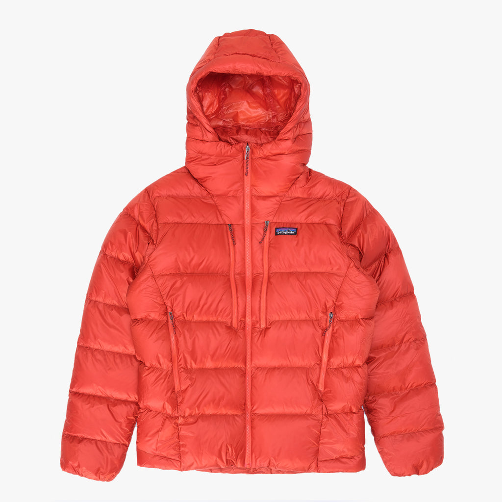 Patagonia Roy Down Hoody - Ember - Front - Off The Hook Montreal