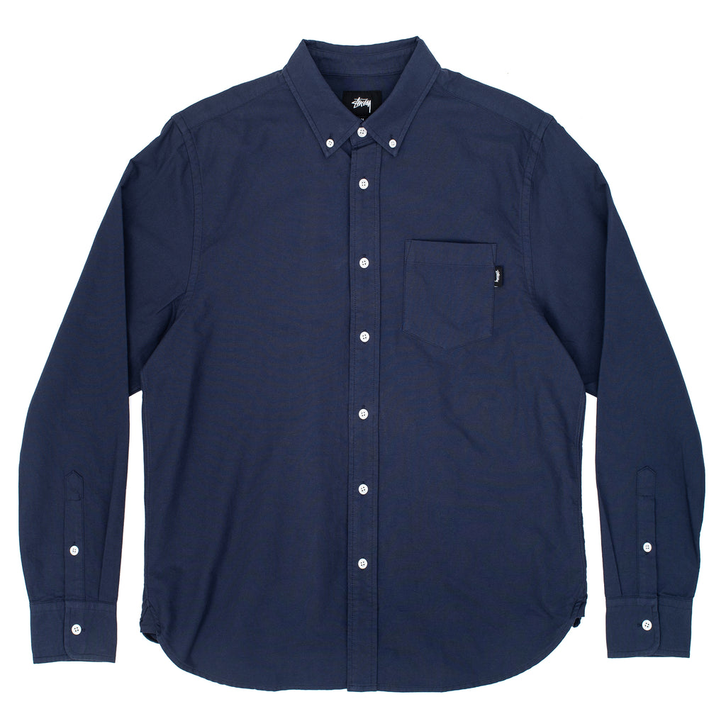 Classic Oxford L/S Shirt Navy