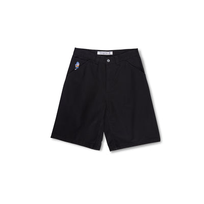 '93 Canvas Shorts Black - men's