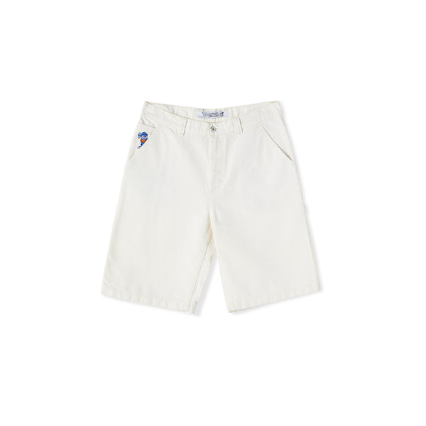'93 Canvas Shorts Ivory