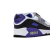 nike air max 90 blanc gris raisin violet classique og off the hook oth baskets chaussures boutique canada streetwear femmes