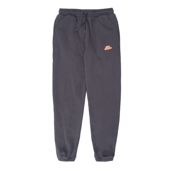 ANR Classic Logo Sweatpants - Grey - Back - Off The Hook Montreal #color_grey