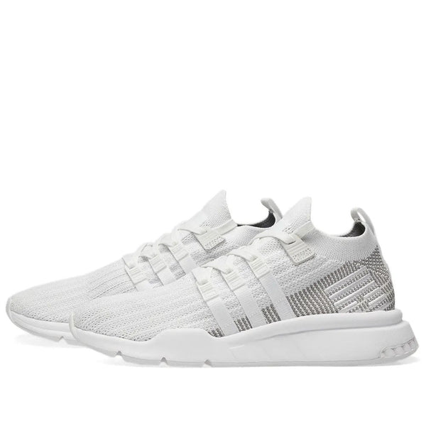 Adidas ETQ Support MID ADV PK - White / Grey One - Side - Off The Hook Montreal
