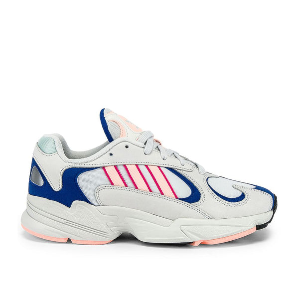 Adidas Yung1 - Cry White / Cleora / C Royal - Side - Off The Hook Montreal