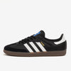Adidas Samba OG - Black/White/Gum - side - Off The Hook Montreal