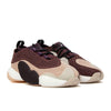 Atlanta's A Ma Maniere puts their own touch on the brand new Crazy BYW, a low top sneaker sporting a basketball design. It boasts uppers constructed from perforated brown leather and soft suede. Boost midsole. Gum outsole. Product code: BB9486 Now at OTH. consortium off the hook sneakers shoes collab boutique canada montreal