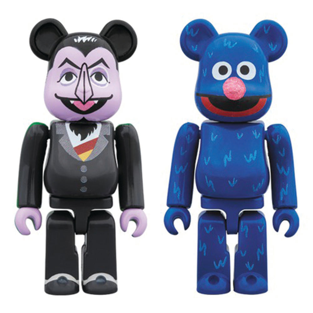 Count Von Count and Grover 2 Pack 100%