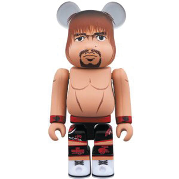 be@rbrick medicom tetsuya naito japanese wrestler off the hook oth art toy streetwear montreal canada boutique bearbrick