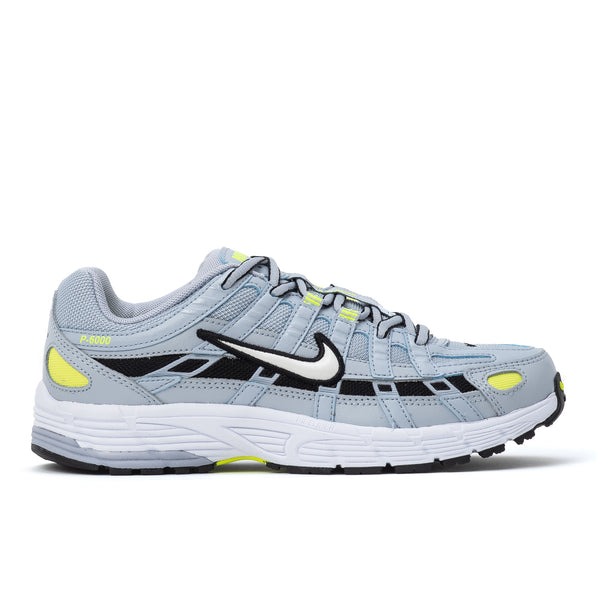 nike p-6000 p6000 greywhite lemon yellow runner running shoes sneakers vintage off the hook oth streetwear boutique canada