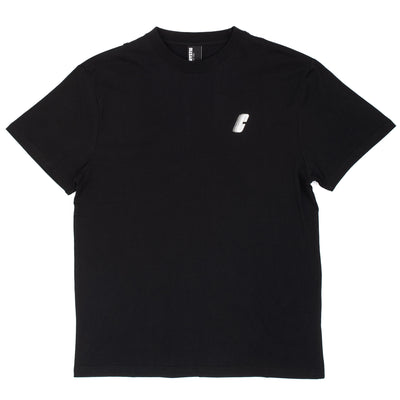 Chrystie NYC Race C Logo T-Shirt - Black - Front - Off The Hook Montreal