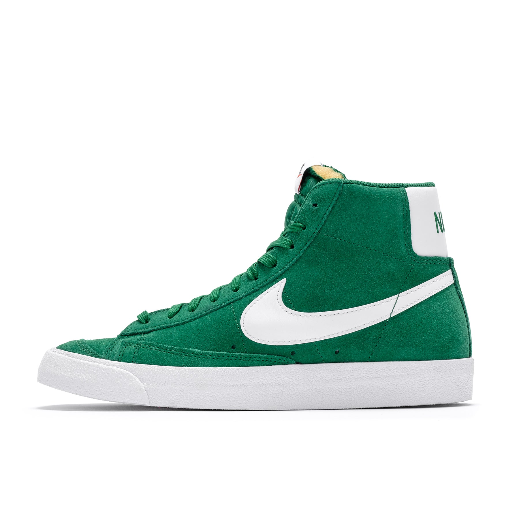 Nike - Blazer Mid '77 Suede Pine Green/White   Off The Hook Montreal