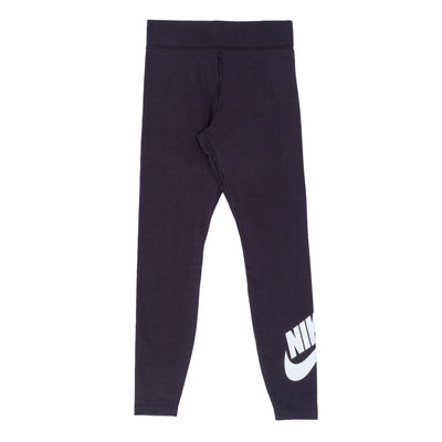 Nike Sportswear Leggings - Black / White - Front - Off The Hook Montreal
