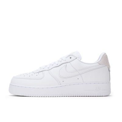 Nike Air Force 1 '07 - Craft White / White / Grey - Side - Off The Hook Montreal