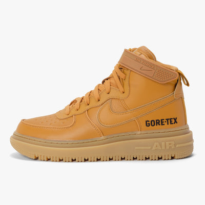 Nike Air Force 1 GTX Boot - Flax / Wheat / Brown - Side - Off The Hook Montreal